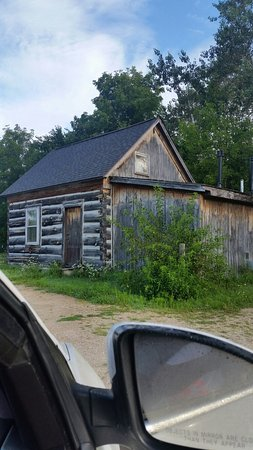 Charmant Galena Log Cabin Getaway: 20160807_074718_large