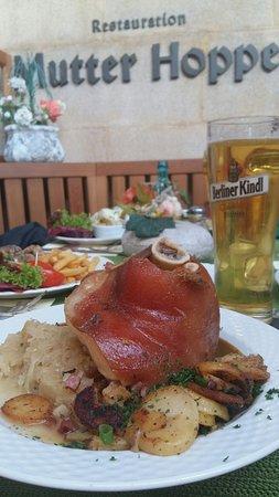 Great tavern - Picture of Mutter Hoppe, Berlin - Tripadvisor