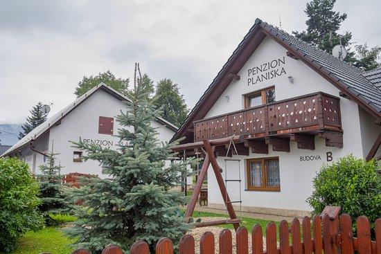 Frenstat pod Radhostem, Tjeckien: Budova B a A
