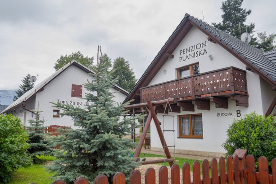 Frenstat pod Radhostem, جمهورية التشيك: Budova B a A