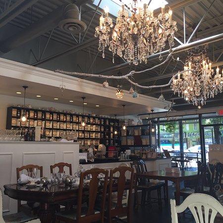 Picture of neverland tea salon vancouver for A salon vancouver