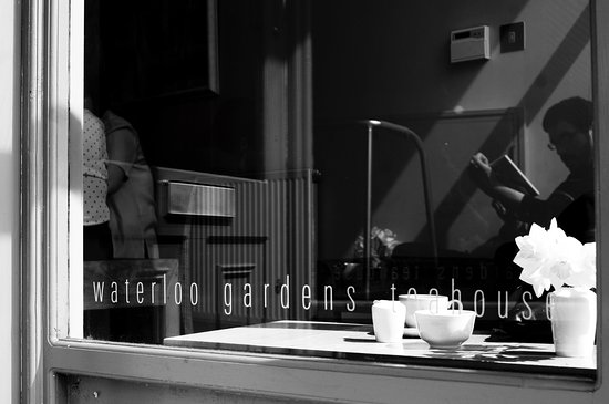 Waterloo Gardens Teahouse: Refined