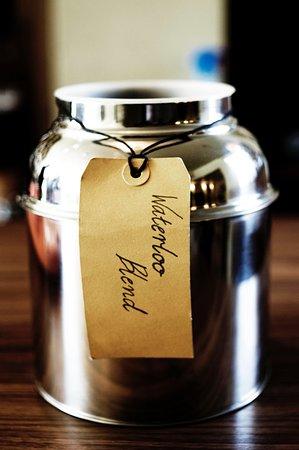 Waterloo Gardens Teahouse: Tea