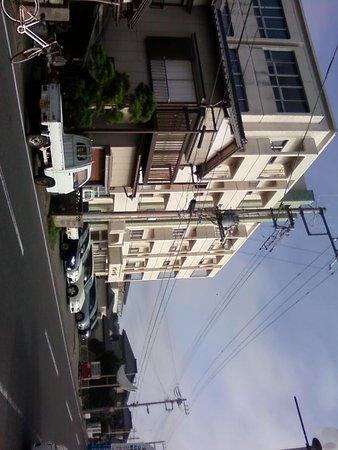 Ishii sou : 朝のホテル