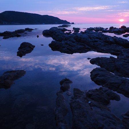 Sodegahama Beach: 袖ケ浜海水浴場
