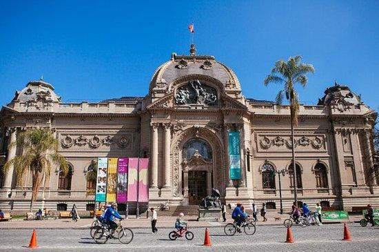 Kunstmuseum (Museo Nacional de Bellas Artes)