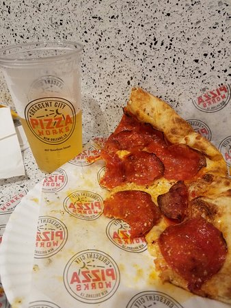 Crescent City Pizza Works