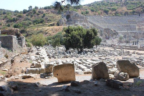 Izmir Province, Tyrkia: Ruinas de Éfeso