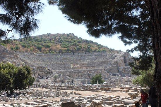 Izmir provinsen, Turkiet: Ruinas de Éfeso