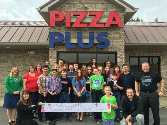 Blountville, TN: Steph & Andy's Pizza Plus