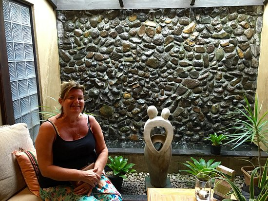Muri, Wyspy Cooka: It's was amazing spa it's was my first time deep tissue massage  Very peaceful calming place !!