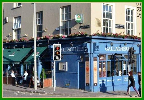 gallaghers gastro pub june 2015 gallaghers pub maccurtain street in cork