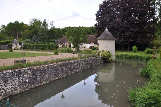Chateau du Portail : Jardins