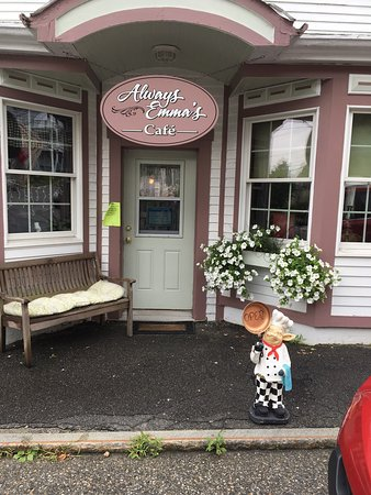 Readsboro, VT : Always Emma's Cafe