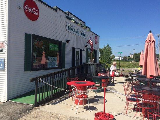 Webberville, MI: Exterior view