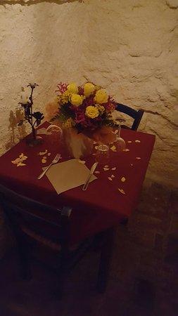 Montescudo, Italia: La Cantinaccia