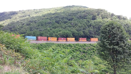 Horseshoe Curve National Historic Landmark: 20160806_124900_large.jpg