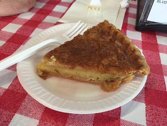 Chess Pie Picture Of Gus S World Famous Hot Spicy Fried Chicken