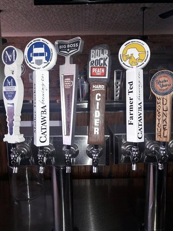 Clayton, North Carolina: Great food excellent beer selection