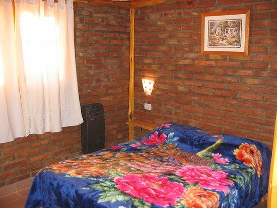 Cabañas Villa Ro-Ci II: habitación matrimonial