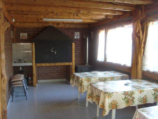 Cabañas Villa Ro-Ci II: quincho