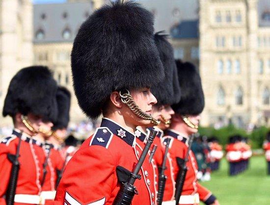 Ottawa, Canada: Changing of the Guard