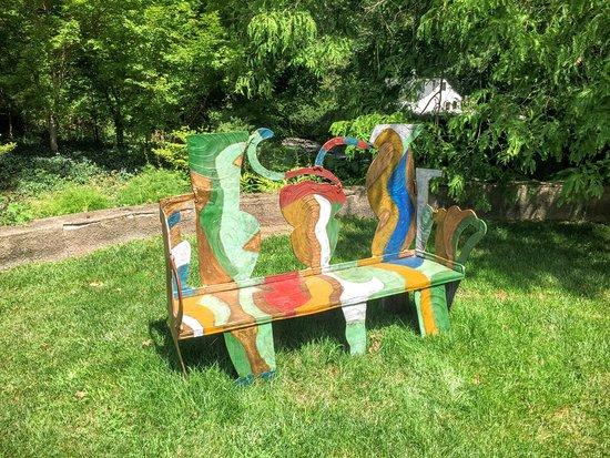 Short Hills, Nueva Jersey: Greenwood Gardens