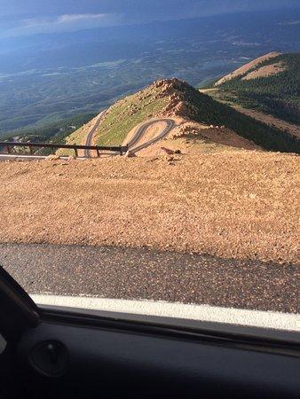 Peak to Peak Scenic Byway ภาพถ่าย