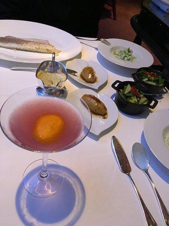 Al Mahara : Jantar delicioso