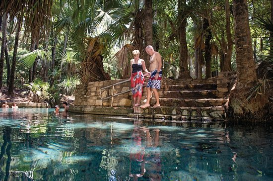 Katherine, Australia: Mataranka Thermal Pools