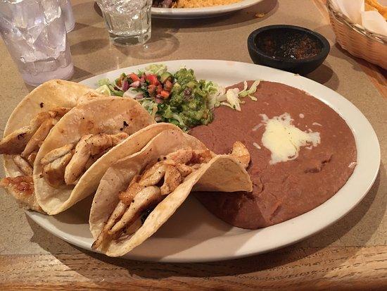 Whitsett, Carolina del Norte: Tacos al Carbon