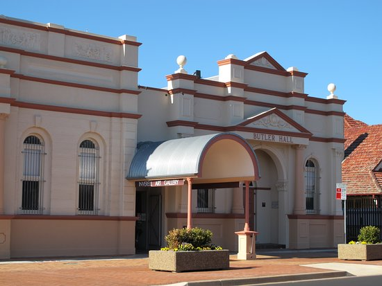 ‪Inverell art gallery‬