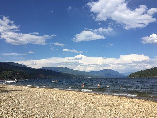 Shuswap Lake Provincial Park