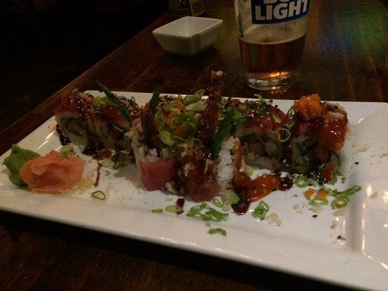 Tequesta, Floride : Muy buena opción este sushi