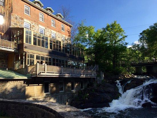 Wakefield, แคนาดา: Wakfield Mill Hotel