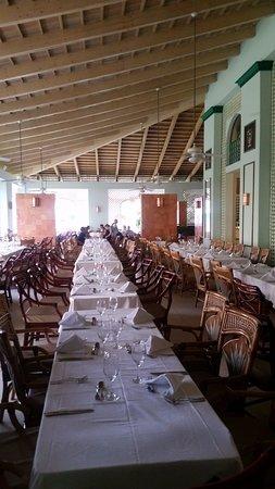 Grandes comedores - Picture of Iberostar Hacienda Dominicus ...