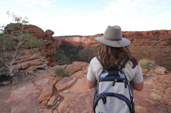 Kings Canyon Guided Tour