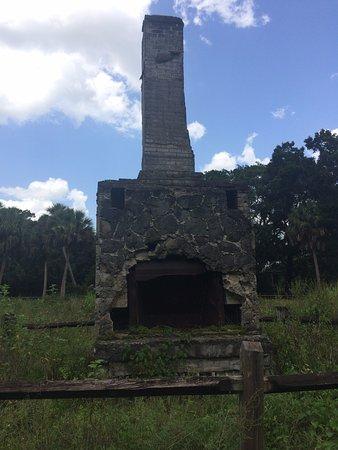 Jupiter, FL: Ruinas de la zona, aparentemente hubo una batalla imporante