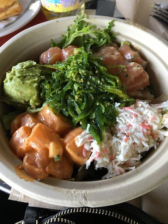 The scoop about Poke Love and the whole experience - Review of Poke ...