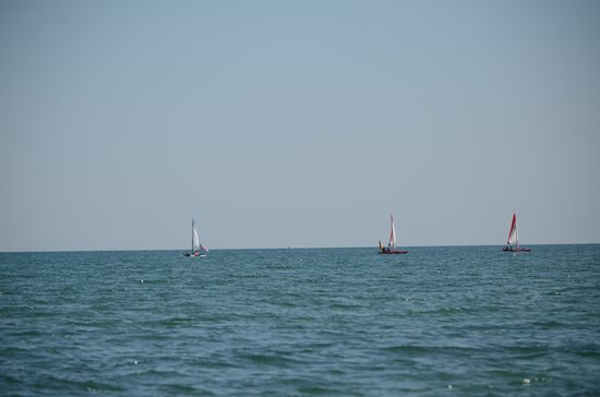North Springfield, PA: Sailboats