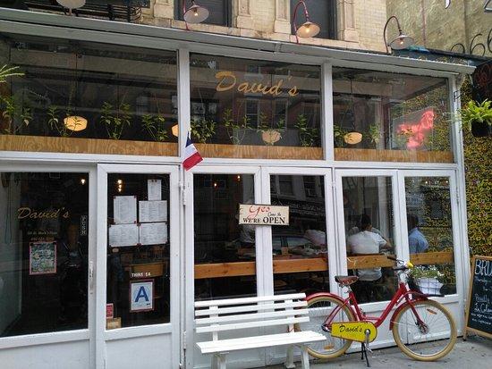 Photo of Yaffa Cafe in New York, NY, US