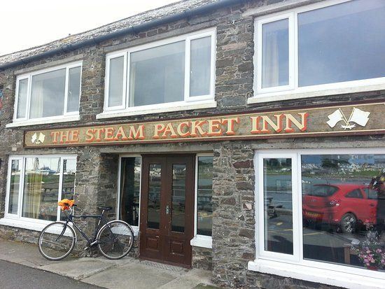 Whithorn, UK: The Steam Packet Inn