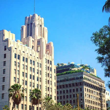 Los Angeles Conservancy Walking Tours