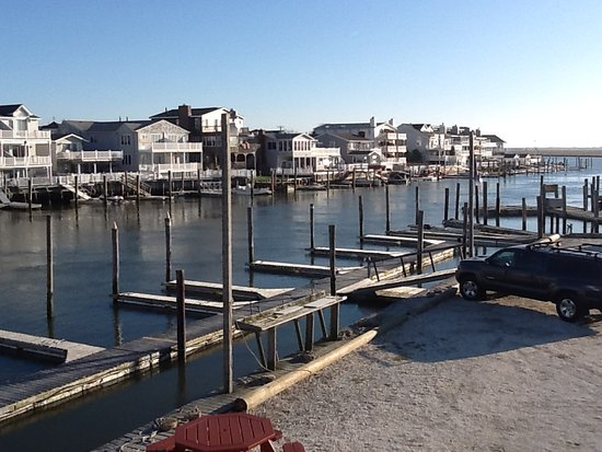 Ocean View, NJ: View from the docks
