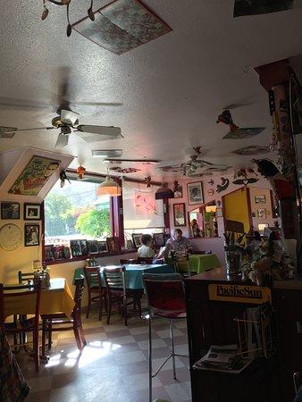 Bogie's Cafe: Interior