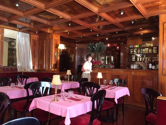 Cha Clube: The general ambiance is very pleasant