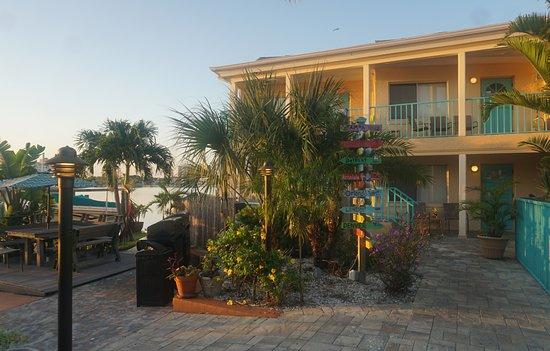 Five Palms Condominium Resort: Dawn at Five Palms