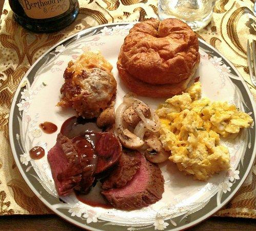 Berthoud, โคโลราโด: Amazing breakfast!!