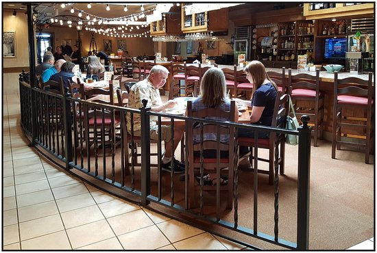 Interior Patio Dining Picture Of Olive Garden Eugene Tripadvisor