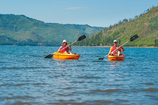Bayfield, Kolorado: Kayaking